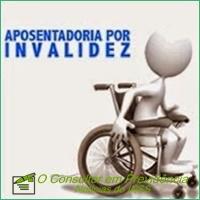 aposentadoria por invalidez, INSS, Benefícios