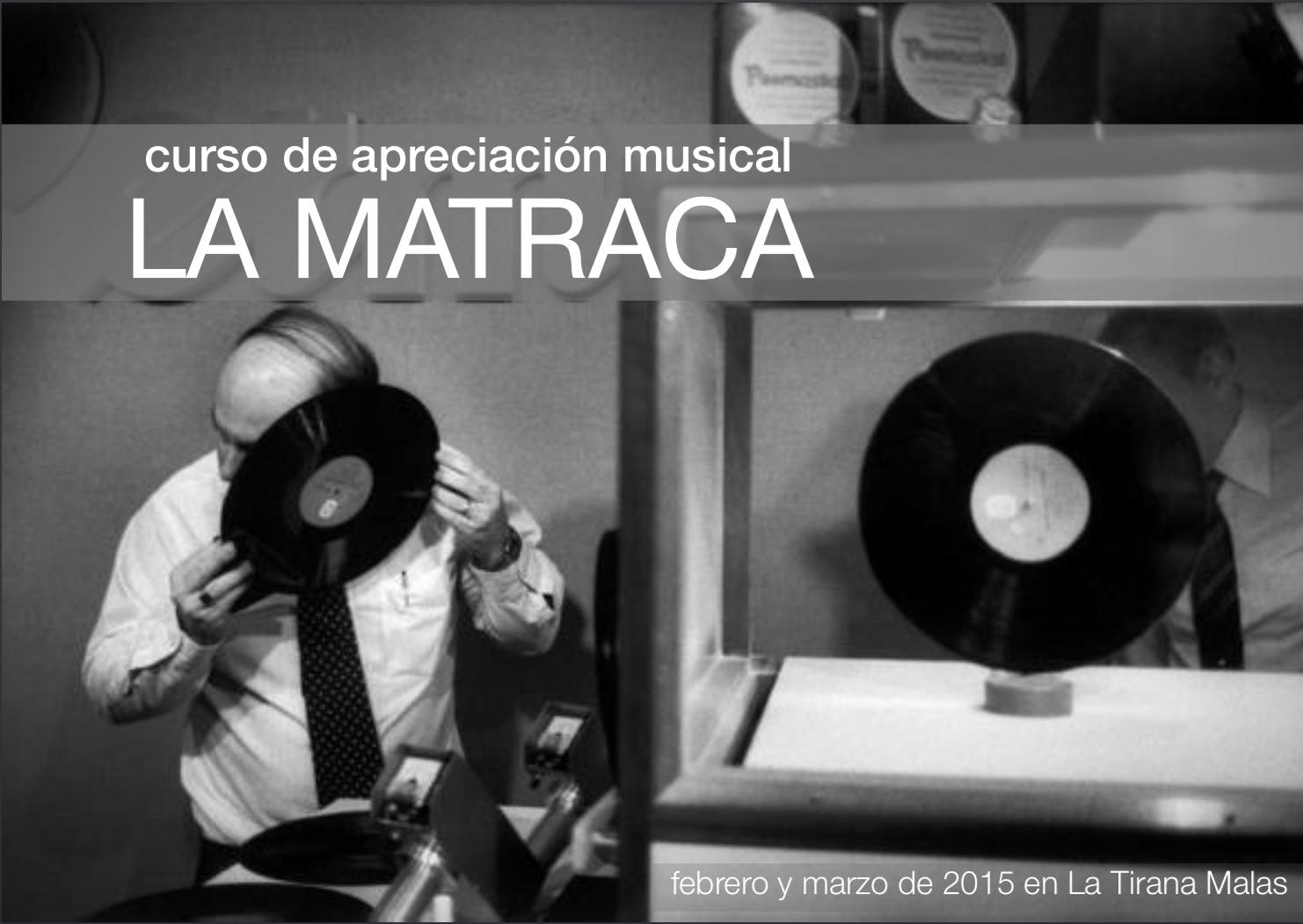 curso de La Matraca