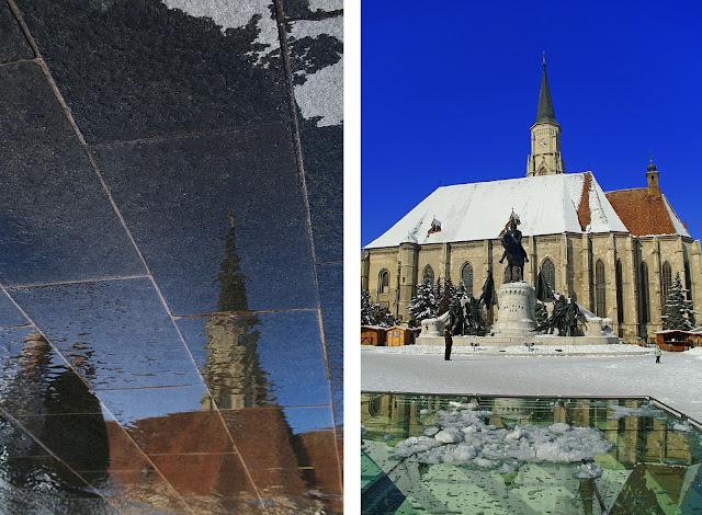 poze Biserica Sf. Mihail din Cluj