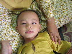 Anak Buah PERTAMA..(Adam Naufal Bin Ahmad Fadzli Rohimi) ^^