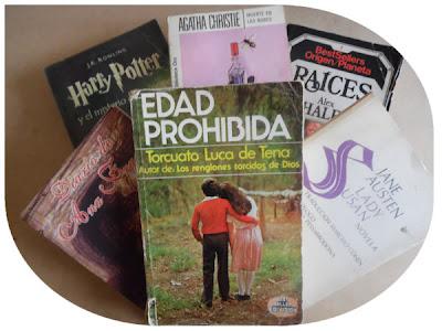 mis libros favoritos