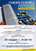 UNIONE EUROPEA: SEMINARIO PUBBLICO A ROMA