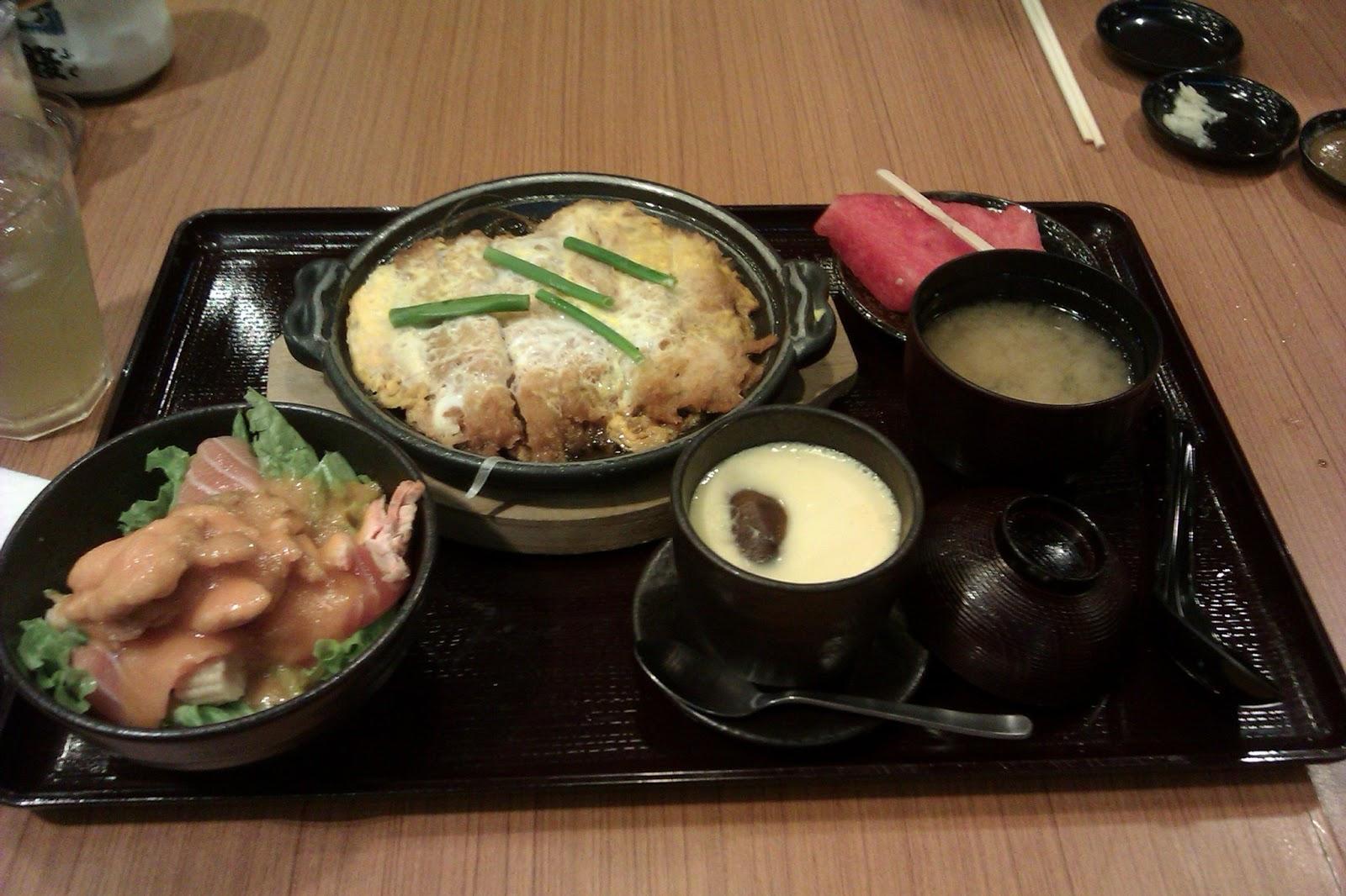 Jumbo Jaxsen Japanese Food Blog GROUP