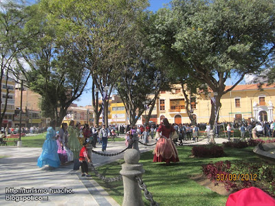 Foto ciudad de Huanuco