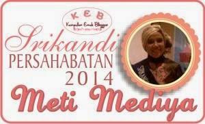 Srikandi Blogger Persahabatan 2014