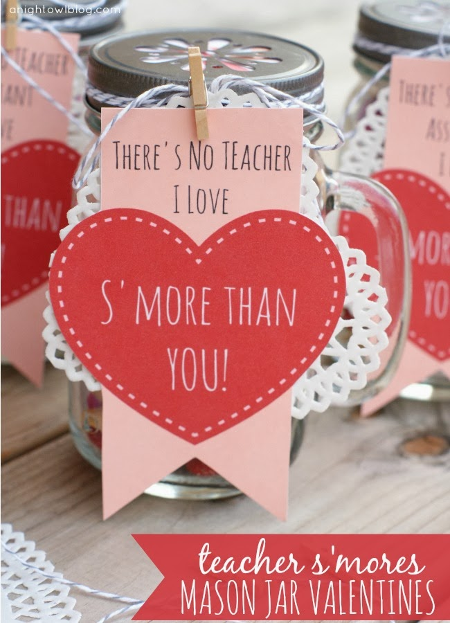 Valentineu0027s Day Gift Ideas For Teachers