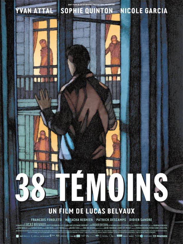 38 témoins affiche