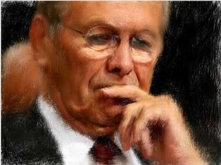 Donald Rumsfeld Nomadic Politics