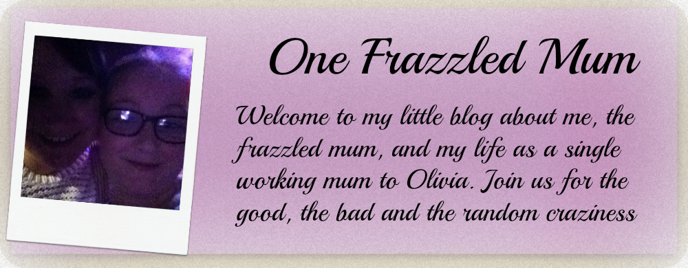 one frazzled mum