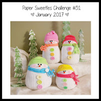 Paper Sweeties January Inspiration Challenge #51