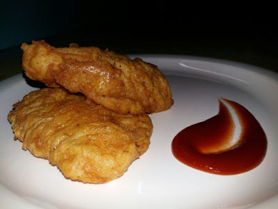 Amritsari Fish Fritters - A Typical Amritsari Crisp Fish Pakoda Recipe