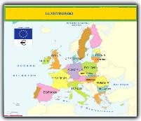 MAPA INTERACTIVO DE LA UNIÓN EUROPEA