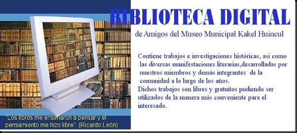 Biblioteca Digitalizada