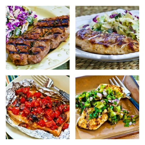 Ten Favorite Grilling Ideas