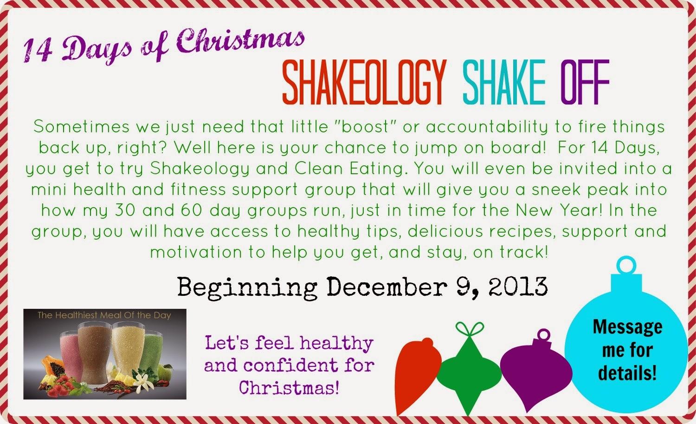Becoming a Beachbody Coach | Lisa Decker: Gingerbread Man Shakeology