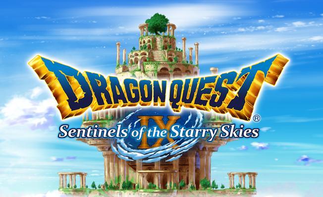 Games Cheat Code Dragon Quest Ix Sentinels Of The