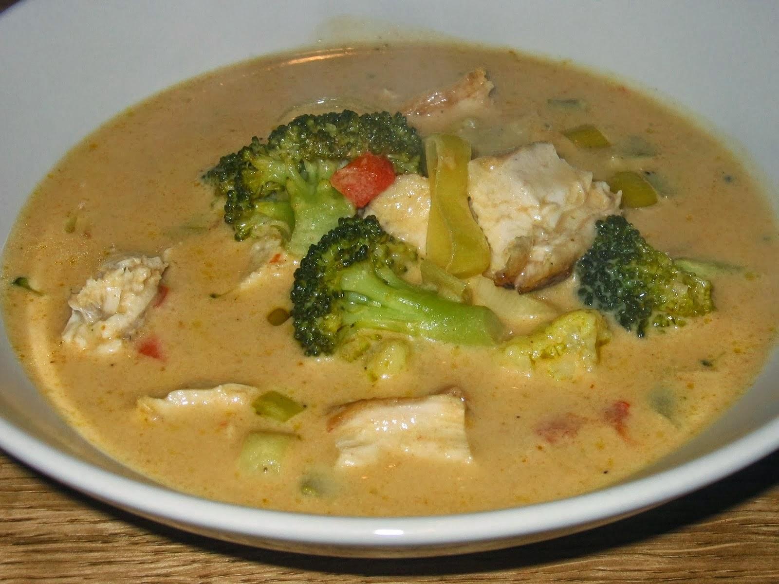 receta para hacer sopa de pescado