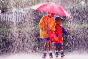 Doa Yang Dibaca Saat Hujan Turun