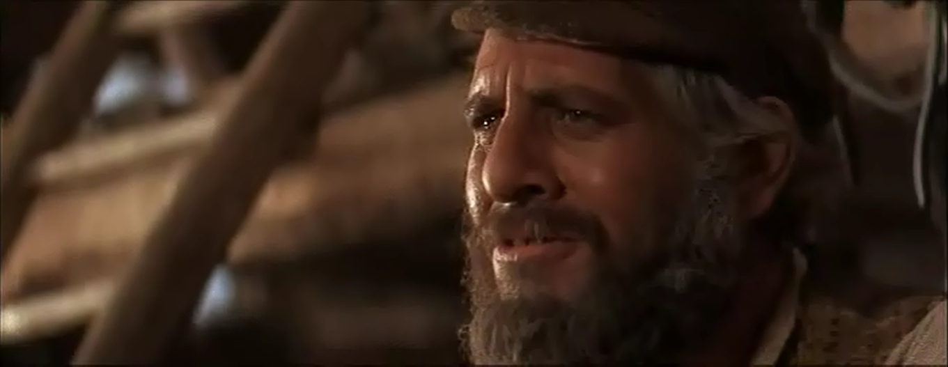 Best Actor: Best Actor 1971: Topol in Fiddler on the Roof