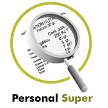 Personal Super - Servicio de Orientación Nutricional