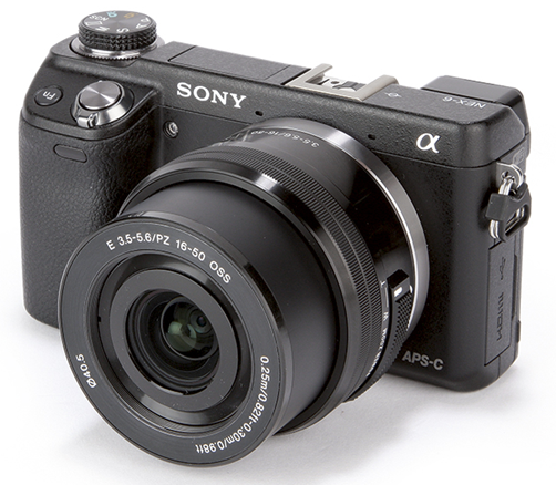 Sony Alpha NEX 6: For The Aspiring Photographer Brother