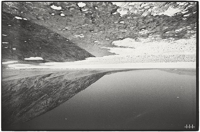 Красивые черно-белые пейзажи Стивена Монто