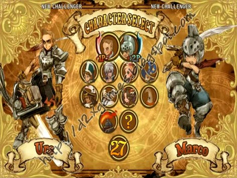 Free Download Games - Battle Fantasia