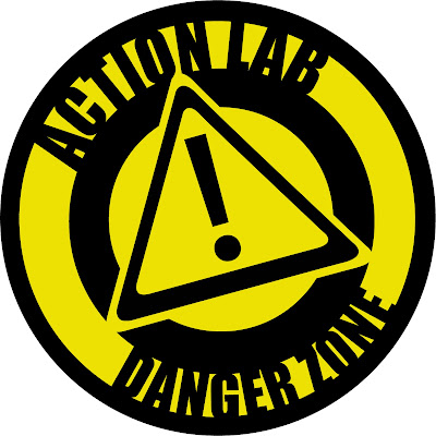 Action Lab Danger Zone logo