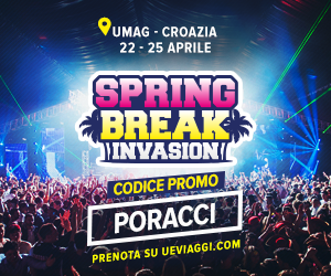 SPRING BREAK INVASION // CROAZIA