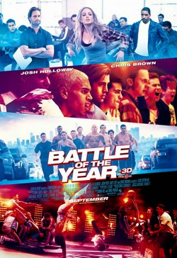 Battle Of The Year 3d 2013 poster