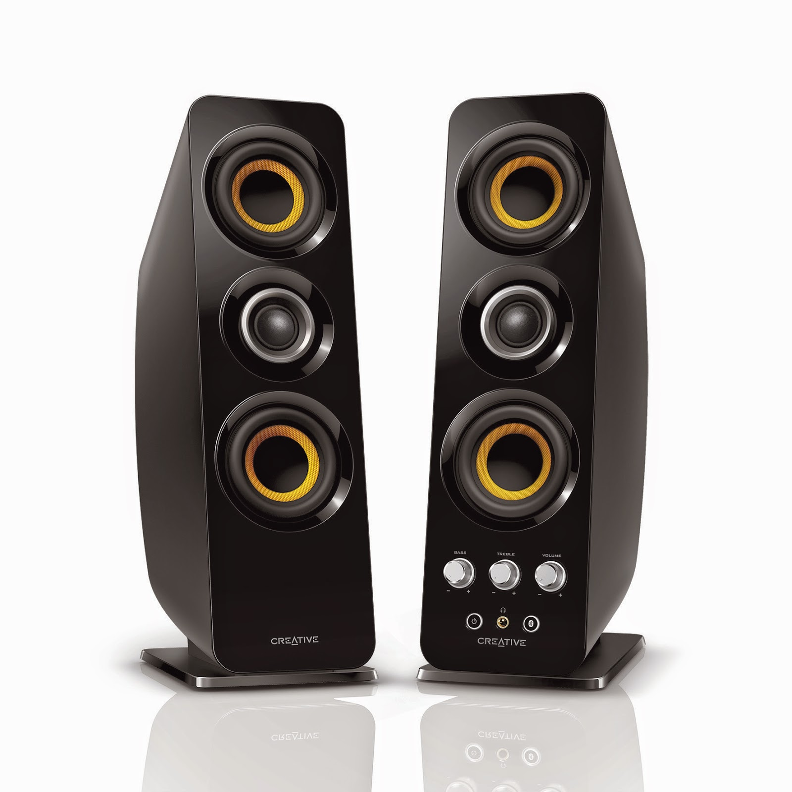 Nothing But Creative: Creative T50 Wireless PC Speakers ...