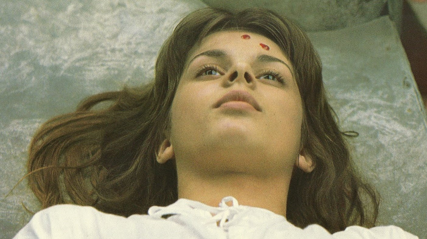 Nastassja Kinski was only 15 Denholm Elliott Daughter