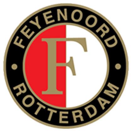 Logo Klub Sepakbola Feyenoord Liga Belanda