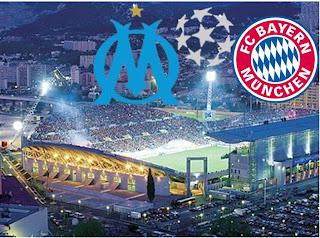 Marseille VS Munchen