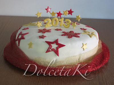 torta capodanno 2013