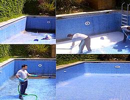 Piscinas sol y agua limpieza de piscinas for Cuidado de piscinas