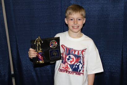 State Rookie Champion 2011