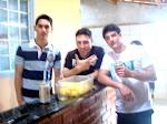 Os Primos/Família: Silva/Bevilacqua.