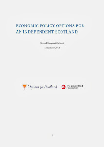 Economic Policy Options for an Independent Scotland