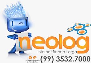 INTERNET BANDA LARGA É SÓ NA NEOLOG.