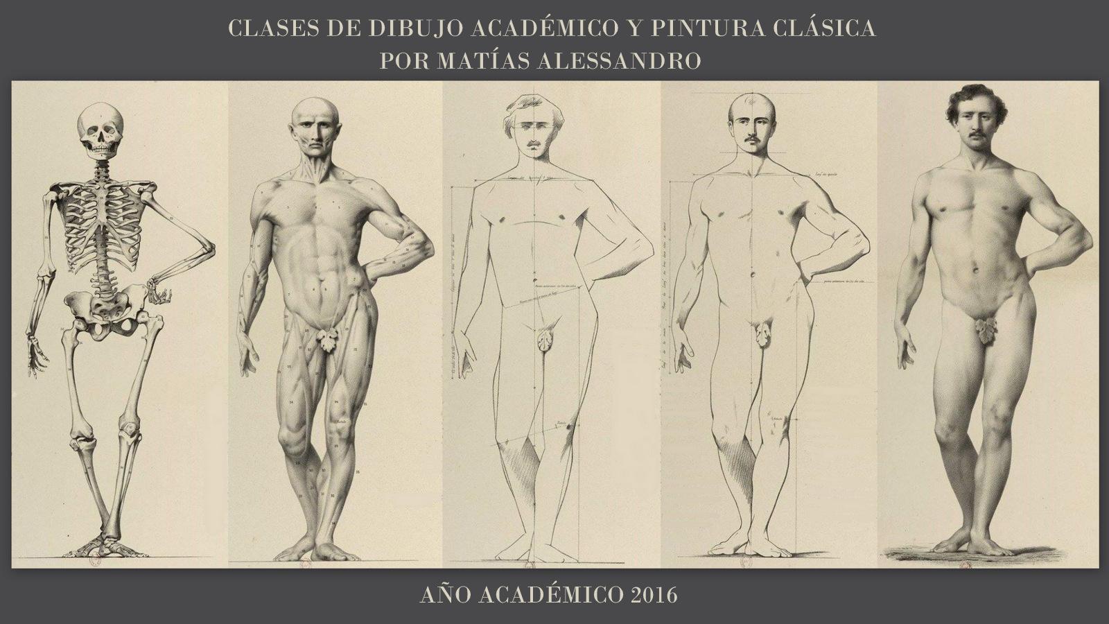 - CLASES DE DIBUJO ACADÉMICO Y PINTURA CLÁSICA -