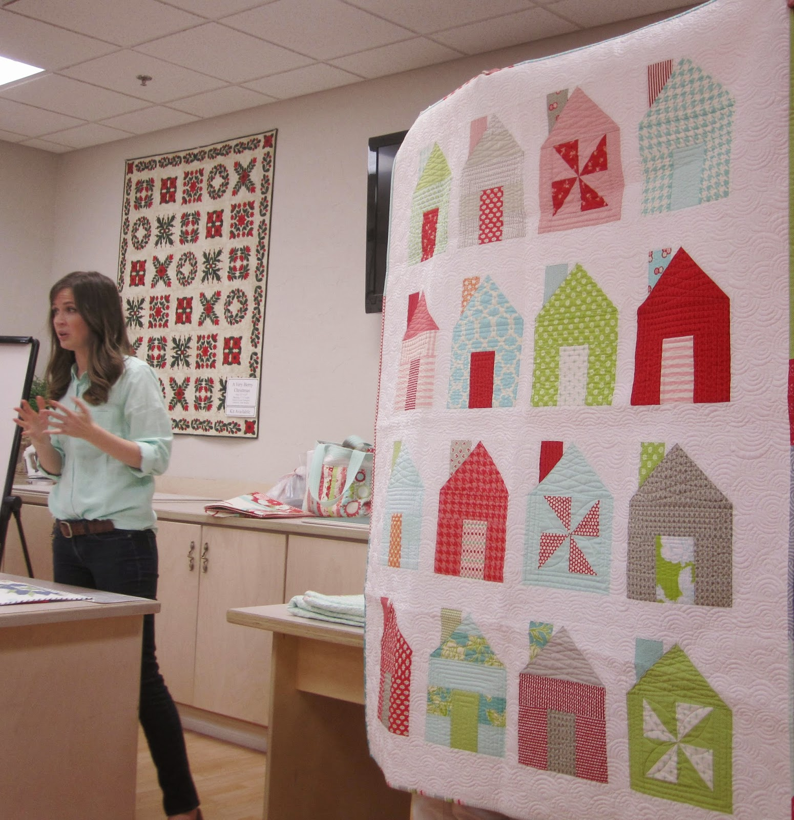 camille roskelley's dwell quilt