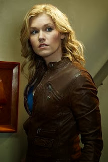 Emily Rose, also known for Jericho and as the voice of Elena Fisher in the video game Uncharted
