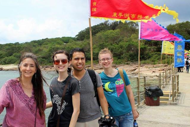 Tung Ping Chau Pier