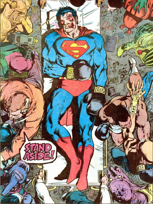 Superman Vs Muhammad Ali (1978)