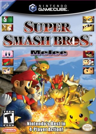 Super Smash Bros Melee PC Full Ingles
