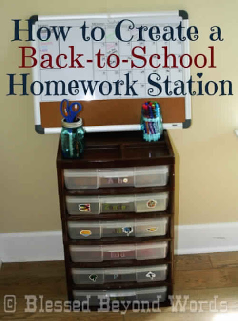 40 Back to School Organization Ideas