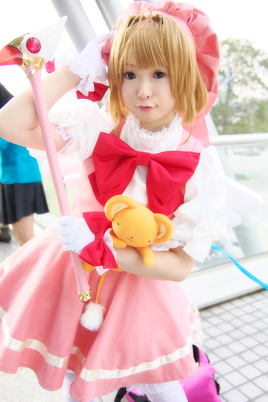 Download image cardcaptor sakura cosplay pc android iphone and ipad