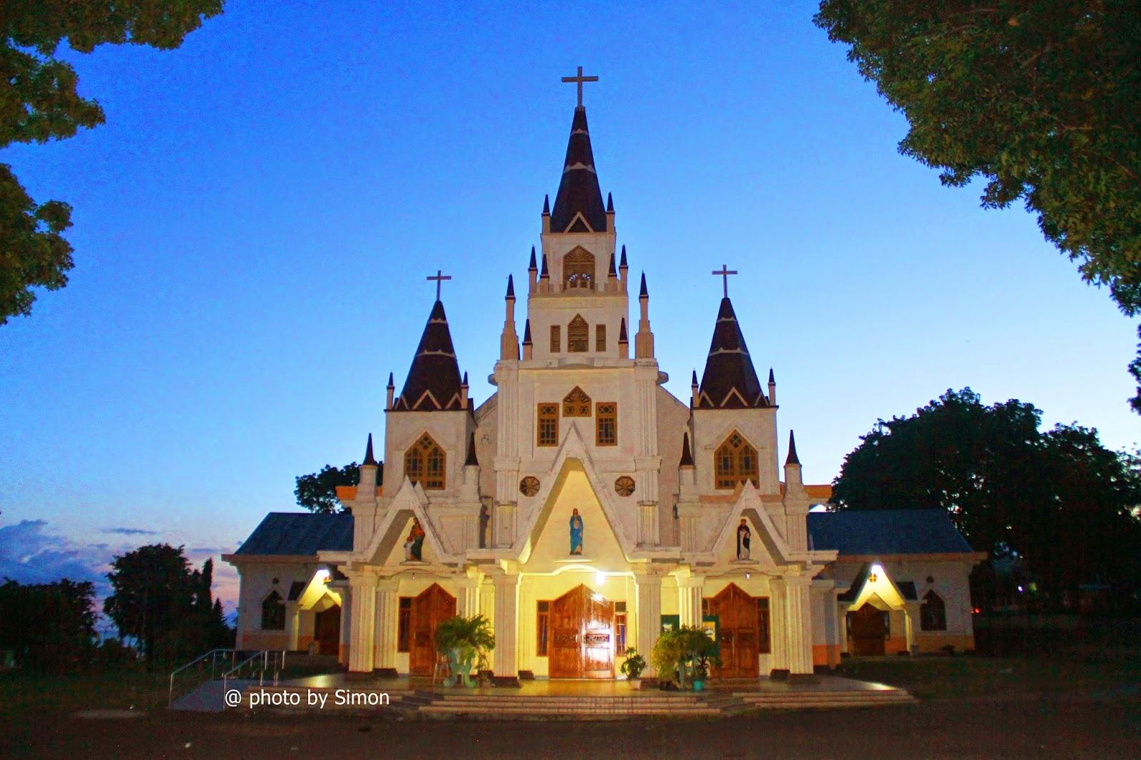 Foto gereja kristen protestan 55