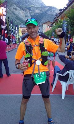 Club Marathón Aranjuez en la Vuelta al Aneto